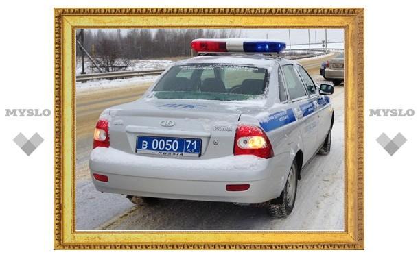 Под Тулой в ДТП с заместителем начальника областной полиции погибли две женщины