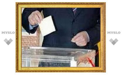 Для выборов в Новомосковске подготовлено 4000 дисков