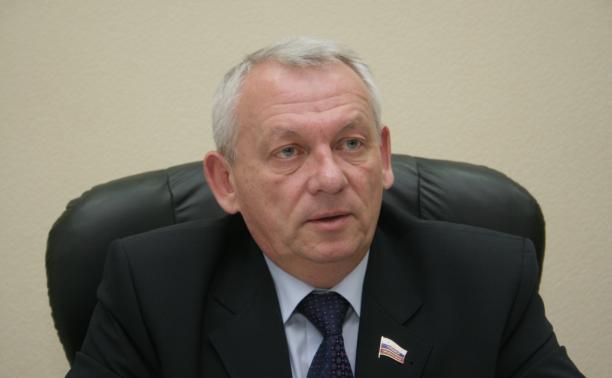 На экс-мэра Тулы Александра Прокопука заведено уголовное дело