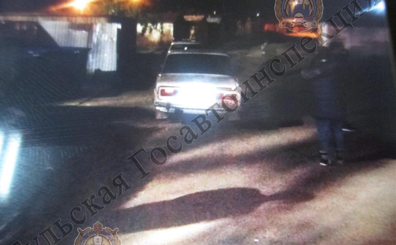 В поселке Иншинский подросток за рулем «шестерки» сбил девочку на самокате