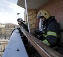 В Туле спасатели «потушили» 26-этажную высотку: фоторепортаж