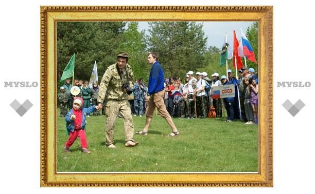 """В Тульской области проходят соревнования """"Школа безопасности"""""""
