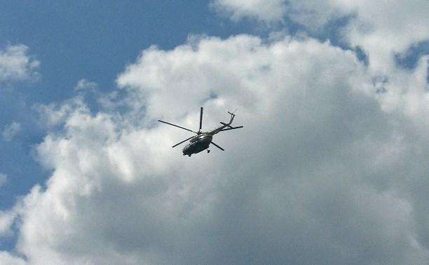 На границе Тульской и Калужской областей ищут пропавшее с радаров воздушное судно