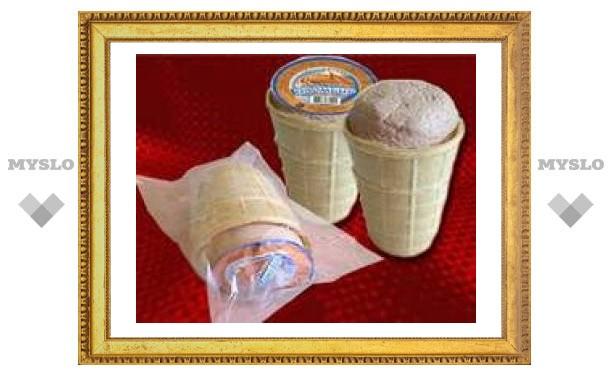 Европейцы купили тульское мороженое
