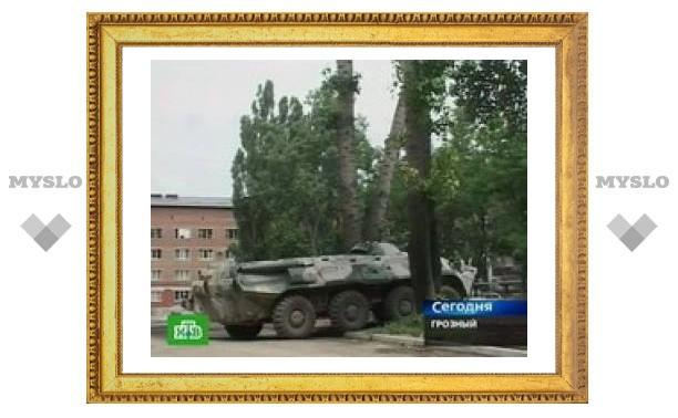 В Грозном ликвидированы двое боевиков