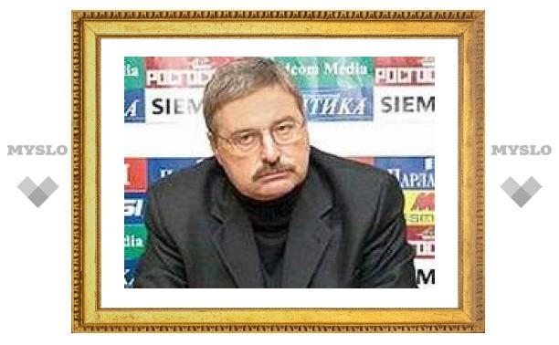 Молодежную сборную России по футболу возглавил Борис Стукалов