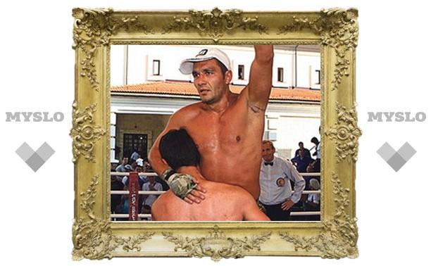 Туляк стал чемпионом по кикбоксингу
