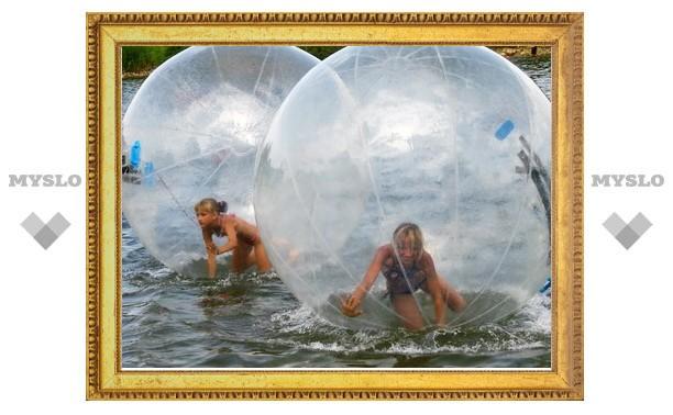 «Слобода» устроила гонки в пузырях