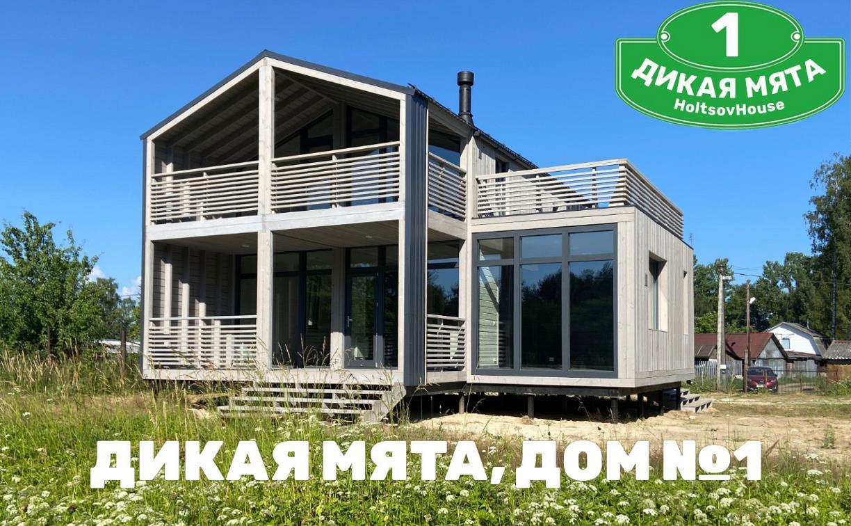 «Дикая Мята», дом №1: на поле фестиваля построят первый дом