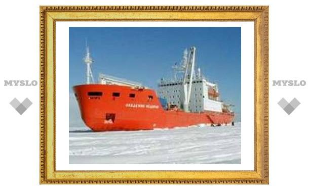 Два российских батискафа впервые погрузились в высоких широтах Арктики