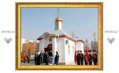 В Таджикистане возвели православную часовню