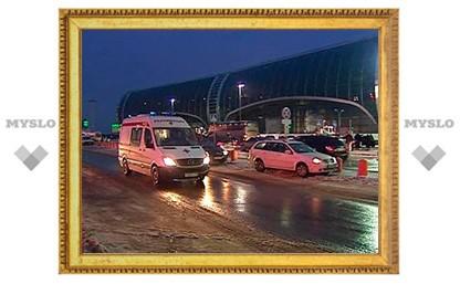 Тела погибших планируют вывезти из «Домодедово» за три часа