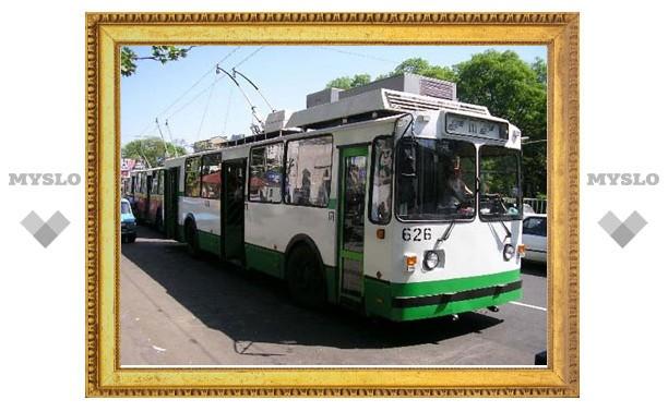 Движение троллейбусов по Красноармейскому проспекту временно изменено