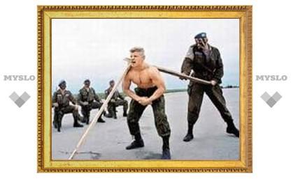 В Туле десантники избили гражданских?