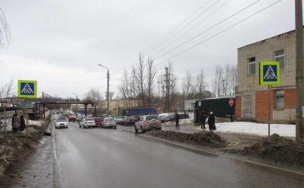 В авариях 15 февраля пострадали два пешехода