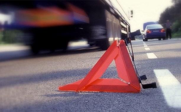 На дорогах Тульской области снизилось количество ДТП