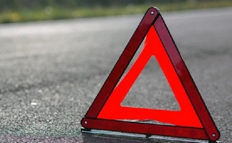 На автодороге «Лопатково – Ефремов» водитель сбил пешехода и скрылся с места ДТП