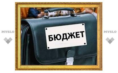 В правительстве обсудили бюджет Тульской области на 2013 год