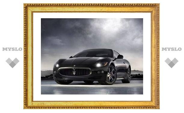 Maserati привезет в Женеву самую мощную версию купе GranTurismo