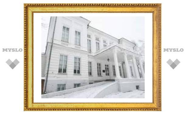 В Богородицк привезли кусочек Куликовки