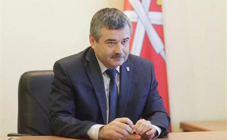 Александр Сорокин покинул должность замгубернатора Тульской области