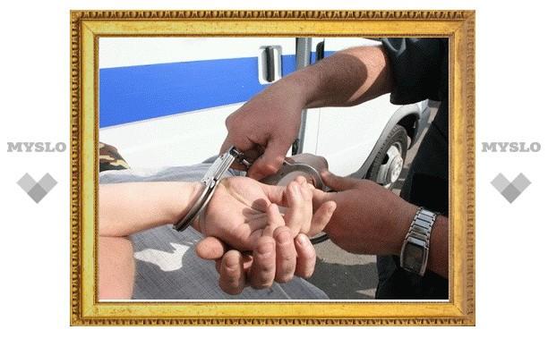 В Белеве задержан насильник