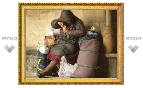 Столичные власти намерены принудительно лечить бездомных