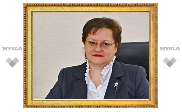 Татьяна Сергеева стала официальным руководителем СУ СКР по Тульской области