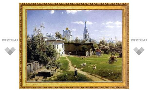 Музею Василия Поленова в Тульской области исполнилось 120 лет