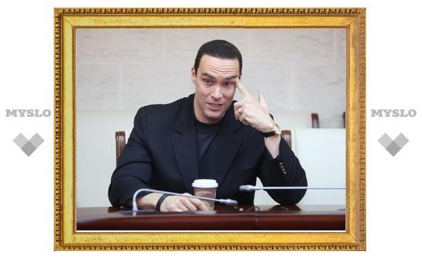Александр Невский продвинет Тулу