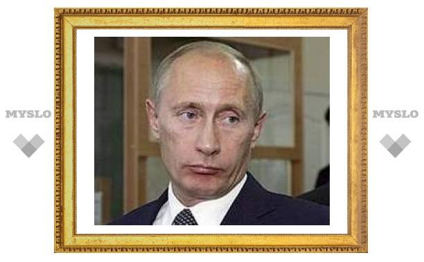 Владимир Путин считает смену правительства эффективной мерой
