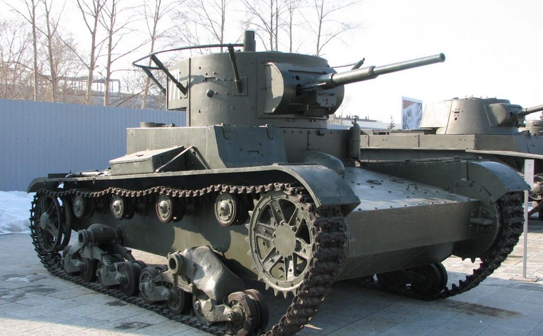 В Киреевском районе поисковики обнаружили фрагмент танка времён обороны Тулы