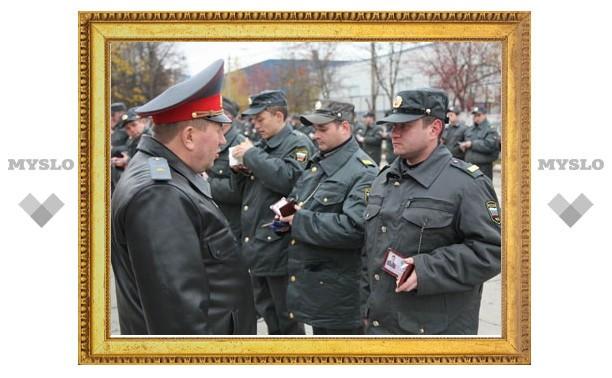 84 тульских полицейских поедут в Чечню