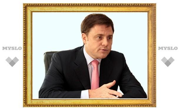 Новым губернатором Тульской области может стать Владимир Груздев