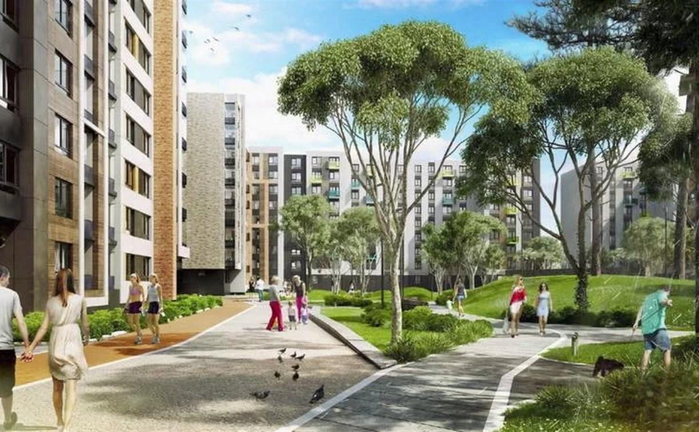В Тульской области работы по проекту «Городская комфортная среда» выполнены на 55 процентов