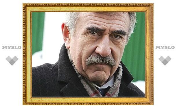 """В Тулу едет звезда сериала """"Следствие ведут знатоки"""""""