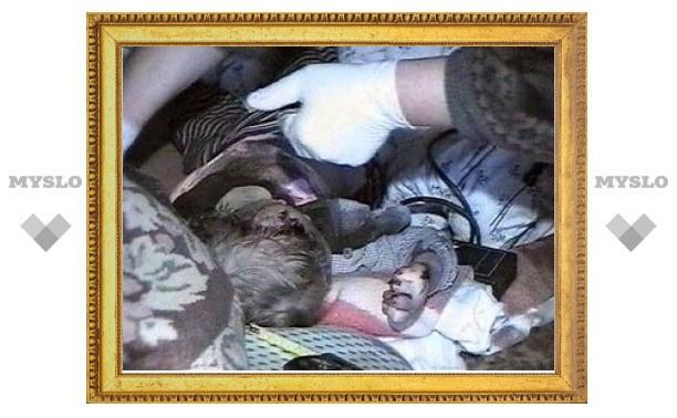 В Подмосковье 2-летняя девочка была забита насмерть собутыльником матери