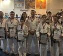 Тульские каратисты завоевали 11 медалей на турнире в Подмосковье