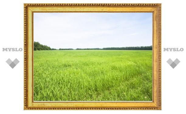 6 семей в Заокском районе получили землю
