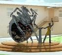 В Туле установят арт-объект «Укрощение аглицкой блохи тульским левшой»