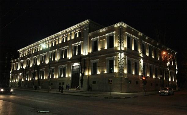 Реставрация здания Дворянского собрания закончится через 10 дней