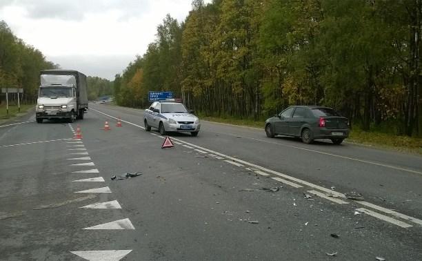 В результате ДТП на трассе «Крым» пострадали 6 человек