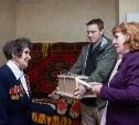 В Туле ветерану Великой Отечественной войны Нине Обуховой вручили подарок от губернатора