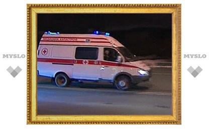 В Люберцах водитель поссорился с прохожим и выстрелил ему в лицо из травматики