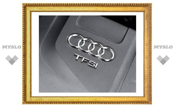 Audi представила новый компрессорный двигатель 3.0 TFSI