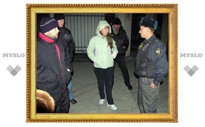 В Одоеве штрафуют родителей гуляющих подростков