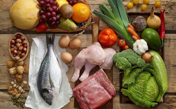 Минздрав советует есть меньше хлеба и больше овощей