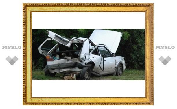 Под Тулой произошла серьезная авария