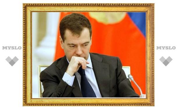 Первый визит Медведева на Украину перенесут из-за переговоров по газу