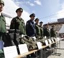 В День города туляки могут записаться на службу в армию
